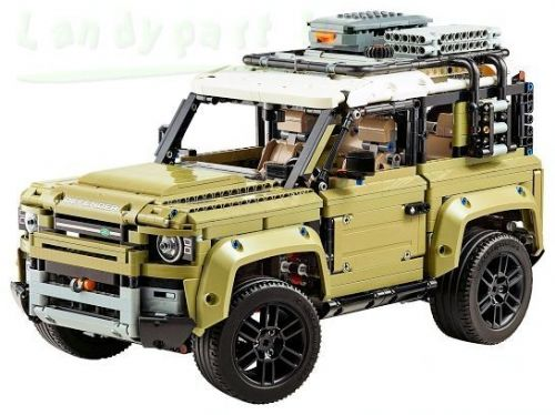 Defender - Lego Kit